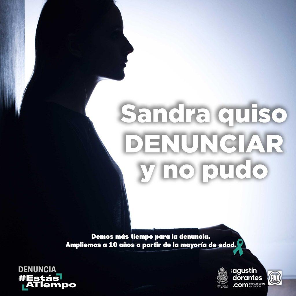 El término de prescripción de los delitos de indole sexual cometidos en contra de una víctima menor de edad, comenzará a correr a partir de que ésta cumpla la mayoría de edad.